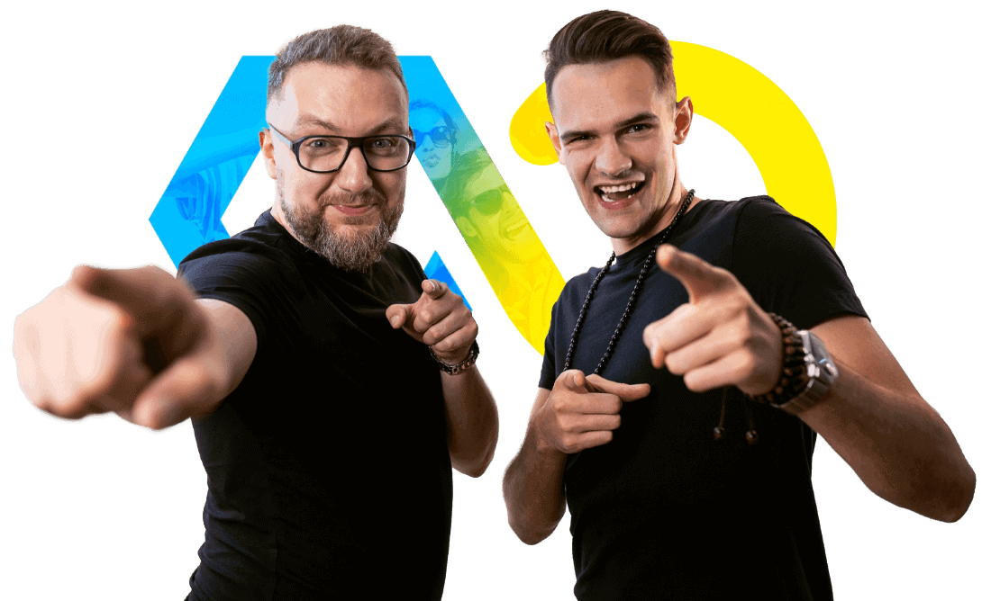 Two Colours Dawid Kotrys i Marcin Godlewski